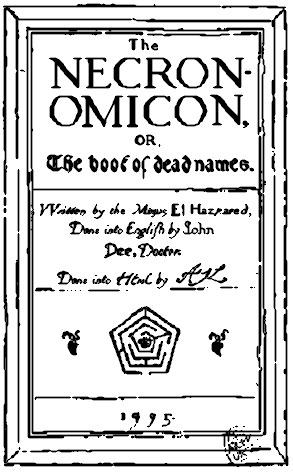 Necronomicon Al Azif (Некрономикон Аль Азиф)